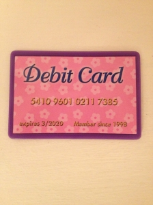 E debt card2