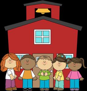 school-kids-schoolhouse