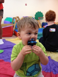 Jacob at 3rd Birthday Party